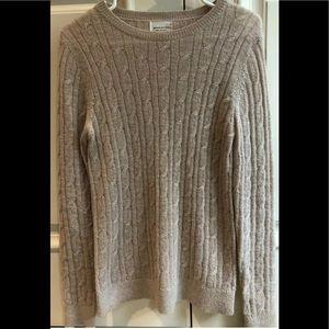 BANANA REPUBLIC Extra Fine Alpaca Crewneck Sweater